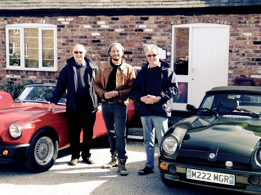 The Potteries and South Cheshire MG Owners Club – The Club for MG ...